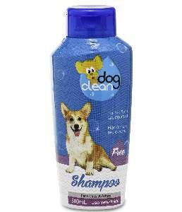 Shampoo antipulgas free 500ml - Dog Clean