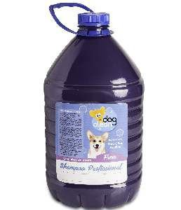 Shampoo profissional antipulgas free 10L - Dog Clean