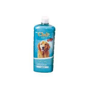Shampoo neutro 750ml - Club Pet Dog Clean