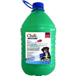 Shampoo profissional neutralizador de odor 5L - Club Pet Dog Clean
