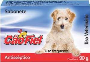Sabonete Antisséptico Cão Fiel - Matacura - 90 g