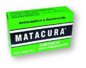 Sabonete Antisséptico - Matacura - 80 g