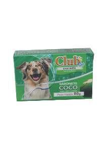 Sabonete Coco - Club Pet Luky - 80 g