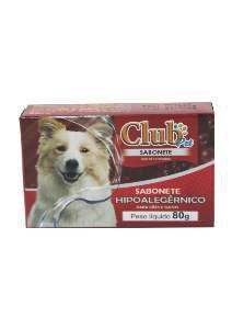 Sabonete hipoalergenico - Club Pet Luky - 80 g