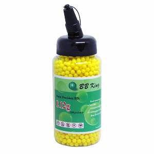 Esfera PVC airsoft bbs 6mm - Rossi - com 2000 unidades