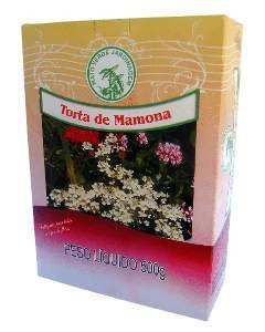 Fertilizante torta de mamona 500g - Mato Verde
