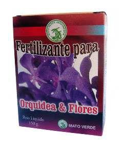 Fertilizante orquidea 150g - Mato Verde