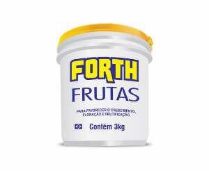 Fertilizante Forth Frutas - Forth Jardim - 3 kg