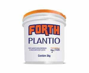 Fertilizante Forth Plantio - Forth Jardim - 3 kg