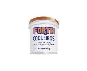 Fertilizante Forth Coqueiros - Forth Jardim - 400 g