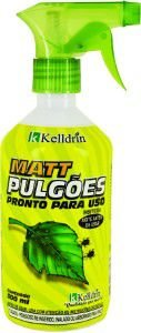 Inseticida Spray Matt Pulgões 500ml - Kelldrin