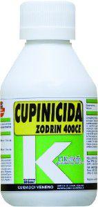 Cupinicida Zodrin 400 CE - Kelldrin - 100 ml