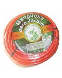 Mangueira PVC recapada laranja - Mato Verde - 25m