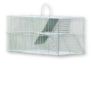 Ratoeira arame zincada - Londrigaiolas - 32x15x16cm