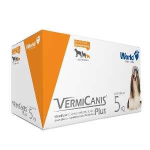 Vermífugo VermCanis - World Veterinária - 400 mg