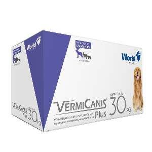 Vermífugo VermCanis - World Veterinária - 2,4 g