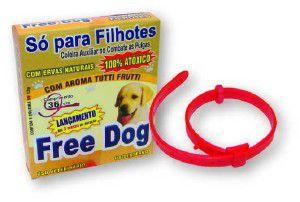 Coleira Antipulgas Filhote Freedog - Ferplast - 36 cm