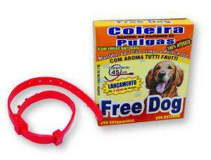 Coleira Antipulgas Freedog - Ferplast - 45 cm