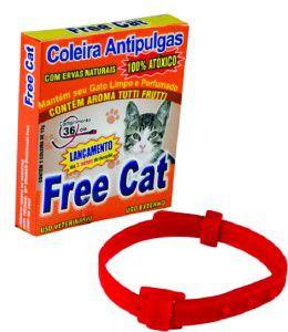 Coleira Antipulgas Freecat - Ferplast - 36 cm