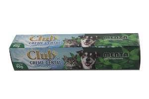 Creme dental menta 90g - Club Pet Cat Dog