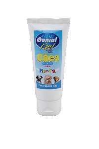 Gel Dental Sabor Menta - Genial - 70 g
