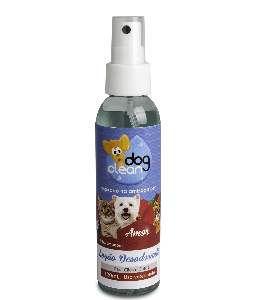 Locao amor 120ml - Dog Clean