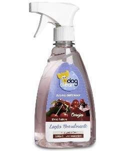 Locao cereja 500ml - Dog Clean