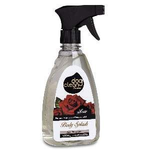 Locao body splash love premium 500ml - Dog Clean
