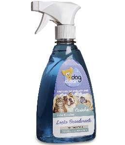 Locao carinho 500ml - Dog Clean