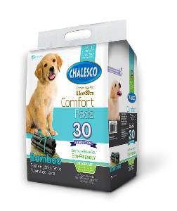 Tapete higienico bamboo confort - American Pet's - com 30 unidades - 80x60cm