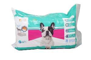 Tapete higienico com 30 unidades - Confort Pad - 60x55cm