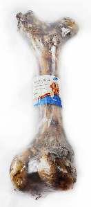 Osso femur bovino defumado - Club Pet Churraspet - 35cm