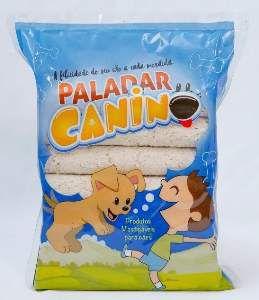 Osso palito natural 1kg - Paladar Canino - 20mm