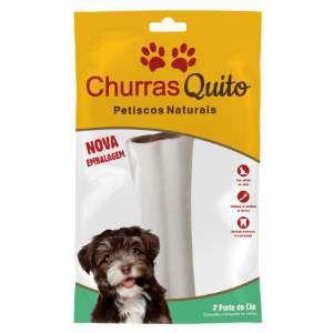 Osso recheado churrasco - Churrasquito - 15cm