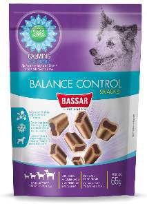 Snacks balance control calming 65g - Bassar Pet Food