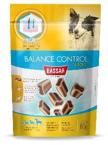Snacks balance control sensitive 65g - Bassar Pet Food