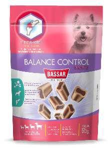 Snacks balance control articulacoes 65g - Bassar Pet Food