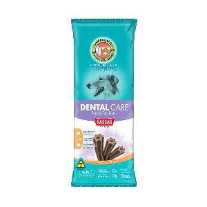 Snacks dental care racas medias 70g - Bassar Pet Food - com 3 unidades