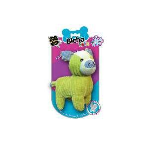Brinquedo pelucia caozinho soft pet - American Pet's - 17x10x6cm