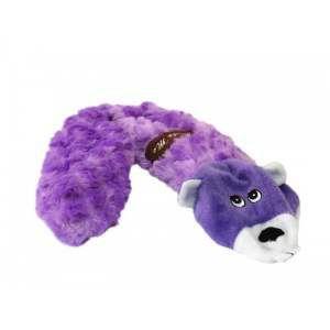 Brinquedo pelucia ratinho slim roxo - Savana - 58,5cm