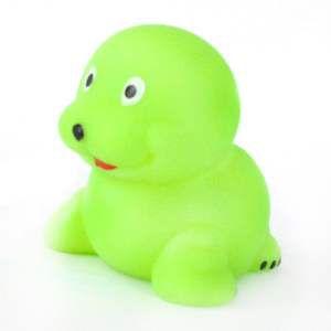 Brinquedo vinil foca - Club Pet Nicotoys - 8x7,5cm