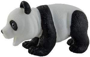 Brinquedo vinil panda sonoro - Napi - 21 cm