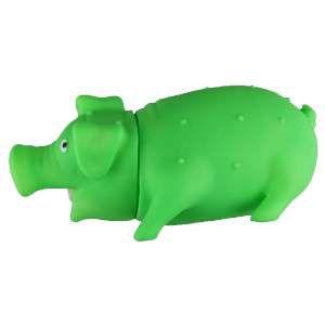 Brinquedo vinil porco grande - Napi - 21 cm