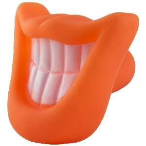Brinquedo vinil sorriso - Napi - 8 cm