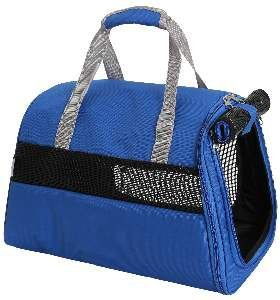 Bolsa de transporte poliester azul - Sak's - 45x32x30cm