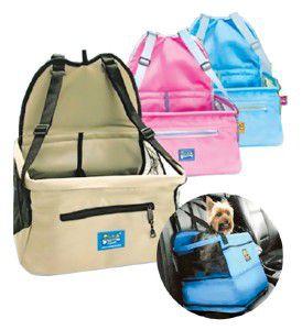 Bolsa de transporte car seat - Chalesco - 35x25x20cm