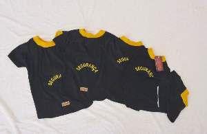 Camiseta poliester seguranca PP - Club Pet Chickao - 32x45cm