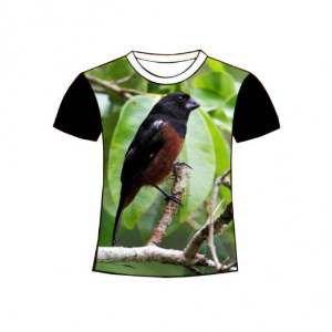 Camiseta poliester curio GG - Club Pet Dantas - 77x58cm
