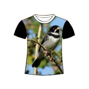Camiseta poliester coleira M - Club Pet Dantas - 64x50cm