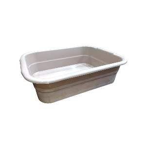 Bandeja higienica plastica cinza - Club Pet Maxx - 47x36x14cm